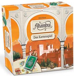 Alhambra : Das Kartenspiel