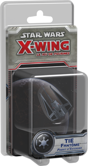 X-Wing : Jeu de Figurines - TIE fantôme