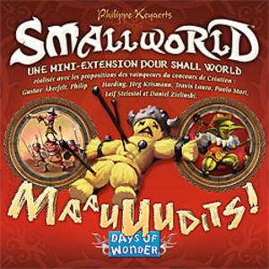Smallworld Maauuudits extension