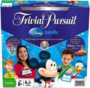 trivial pursuit disney famille trivial pursuit disney famille jeu de soci t tric trac. Black Bedroom Furniture Sets. Home Design Ideas