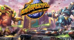 Monsterpocalypse Miniatures Game