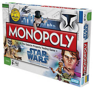 Monopoly - The Clone Wars