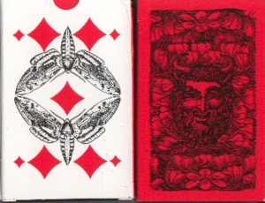 Jeu de 54 cartes : Carta Monti