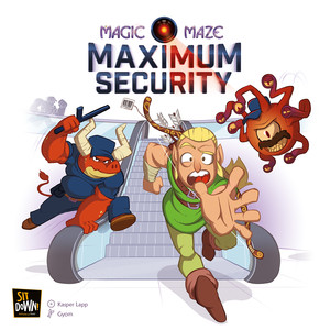 Magic Maze : Maximum Security