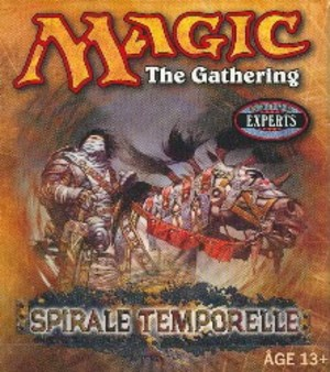 Magic l'Assemblée : Spirale temporelle