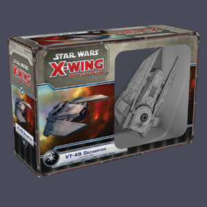 X-Wing - Miniatures Game : Décimateur VT-49