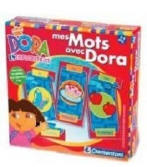 Mes Mots avec Dora