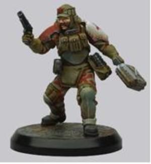 AT-43 - Hero Box : Red Blok - Captain Vrachov