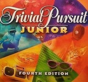 trivial pursuit junior trivial pursuit junior un jeu. Black Bedroom Furniture Sets. Home Design Ideas