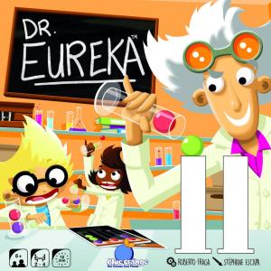Dr Eureka, le jeu éprouvetant