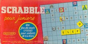 Scrabble pour juniors