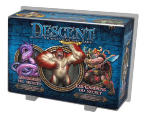 Descent Seconde Édition : Les Gardiens du Secret