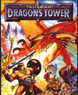 Talisman : Dragon's Tower
