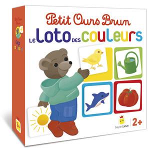 Petit Ours Brun - Le Loto des couleurs