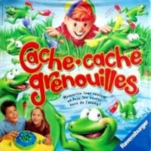 Cache-cache Grenouilles