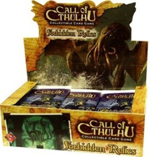 Call of Cthulhu CCG : Forbidden Relics