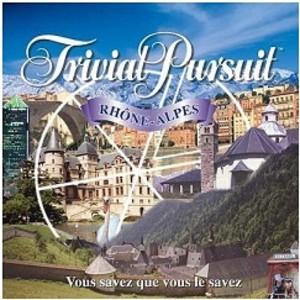 Trivial Pursuit - Rhône-Alpes