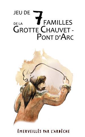 Jeu de 7 familles de la grotte Chauvet - Pont d'Arc