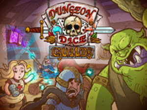 Dungeon Dice: Guilds