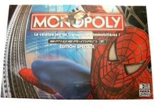 Monopoly - Edition spéciale Spider-man
