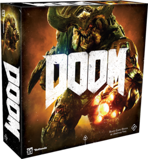 Doom : The board game
