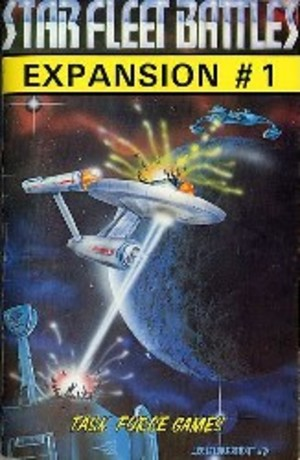 Star Fleet Battles : expansion 1