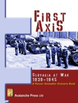Panzer Grenadier : First Axis