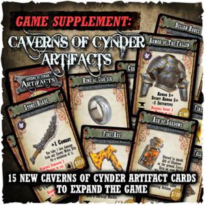 Shadows of Brimstone - Cynder Artifacts Supplement