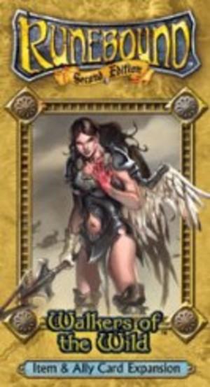 Runebound : Walkers of the Wild