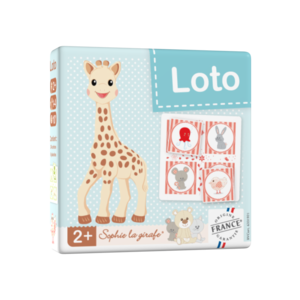 LOTO Sophie la girafe®