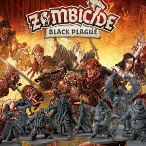 Zombicide: Black Plague - Doth Mother know thou weareth her brains?