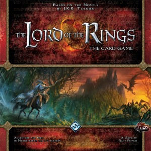 The Lord of the Rings : the card game