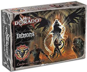Hell Dorado : Démons
