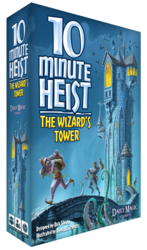 10 mintue heist: the wizard's tower