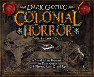 Dark Gothic: Colonial Horror