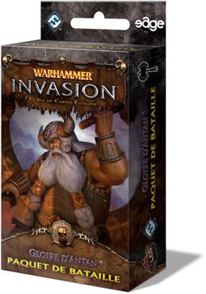 Warhammer - Invasion : Gloire d'antan sur les étals