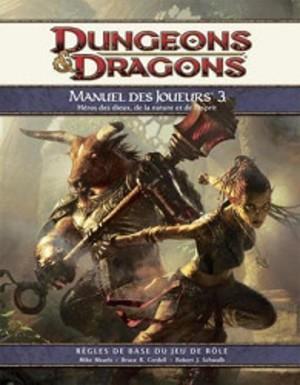 Dungeons & dragons 4 : Manuel des Joueurs 3