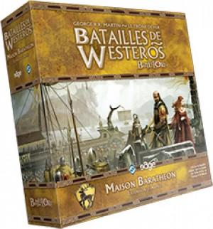 Batailles de Westeros : Maison Baratheon