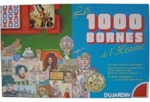 les 1000 bornes de l 39 histoire les 1000 bornes de l. Black Bedroom Furniture Sets. Home Design Ideas