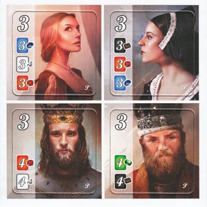 Splendor : Goodie Nobles