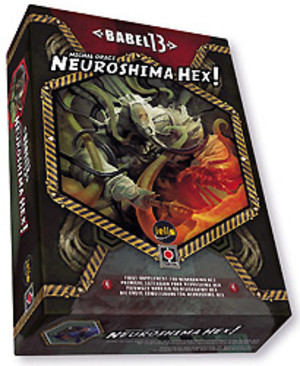 Neuroshima Hex ! : Babel 13