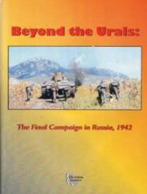 Beyond The Urals