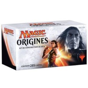 "Magic ""The Gathering"" ; Origines : Kit de construction de deck"