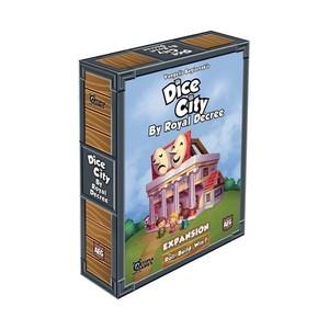 Dice city - By royal decree