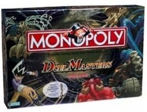 Monopoly - Duel Masters
