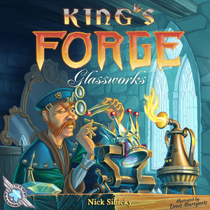 King's Forge : Glassworks (extension)
