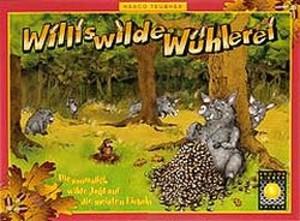Willis wilde Wühlerei
