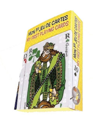 Mon 1er jeu de cartes - My first playing cards