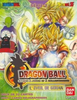 Dragon Ball : Serie 2 Starter - L'Éveil de Gohan