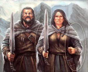 Andor : Orfen & Marfa